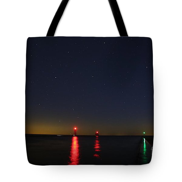 Guiding Lights Tote Bag