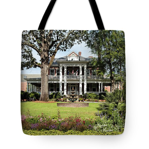 Guignard Mansion Tote Bag
