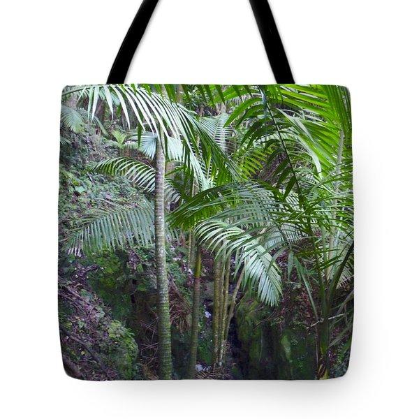 Guilarte's Forest Tote Bag
