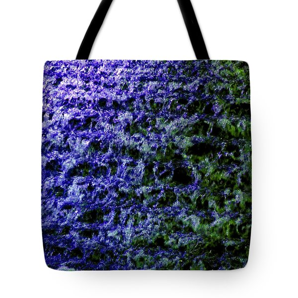 Tote Bag featuring the photograph Guildford Waterfall by Will Borden