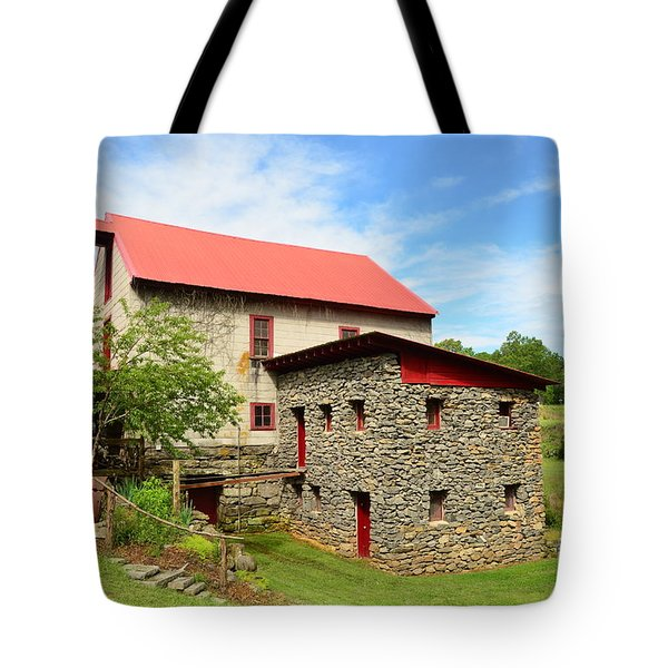 Guilford Grist Mill - 2 Tote Bag