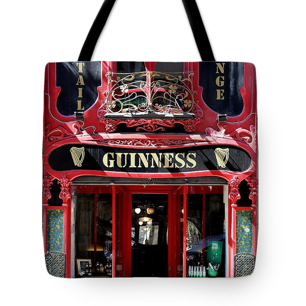 Tote Bag featuring the photograph Guinness Beer 5 by Andrew Fare