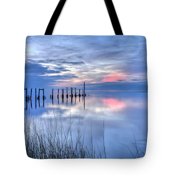 Gulf Reflections Tote Bag