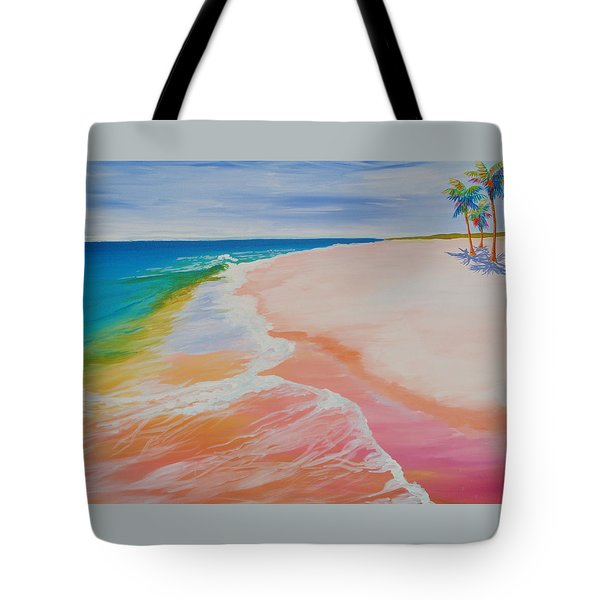 Gulf Side Tote Bag