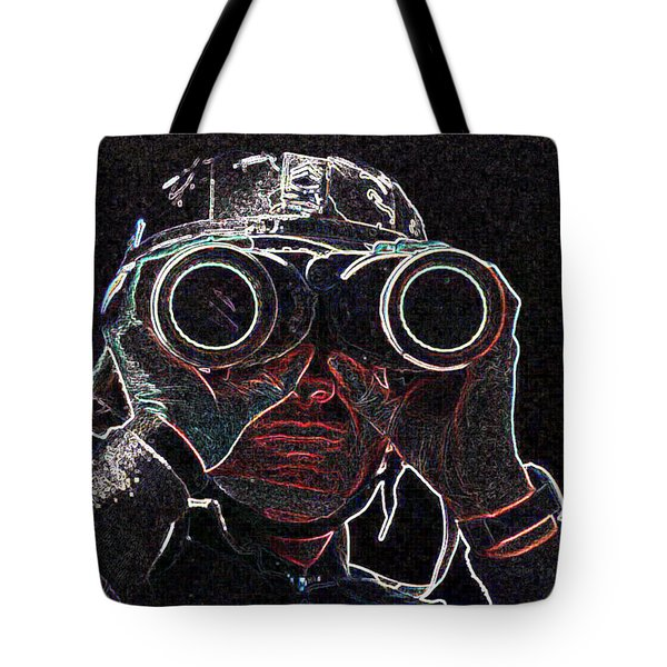 Gulf War Tote Bag