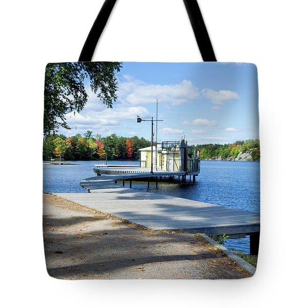 Gull Lake Park Gravenhurst 2 Tote Bag
