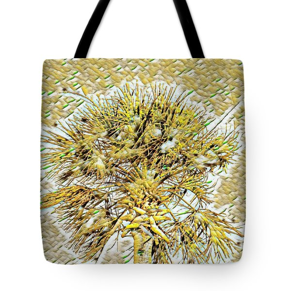 Gullah Palm Tote Bag