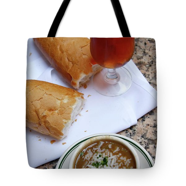 Gumbo Lunch Tote Bag