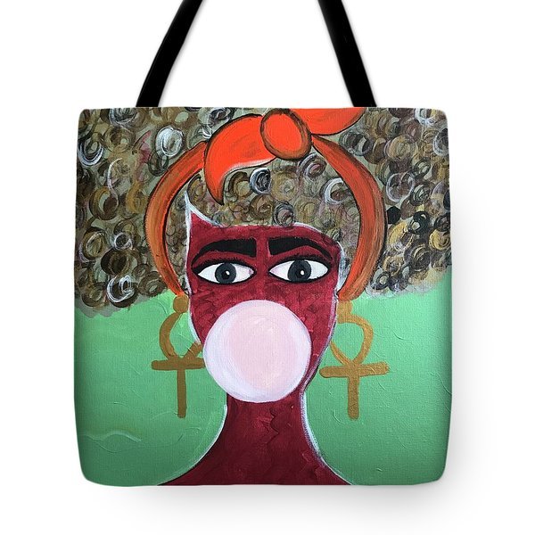 Gummy Tote Bag