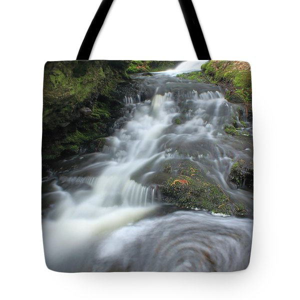 Gunn Brook Vortex Mount Toby Tote Bag by John Burk