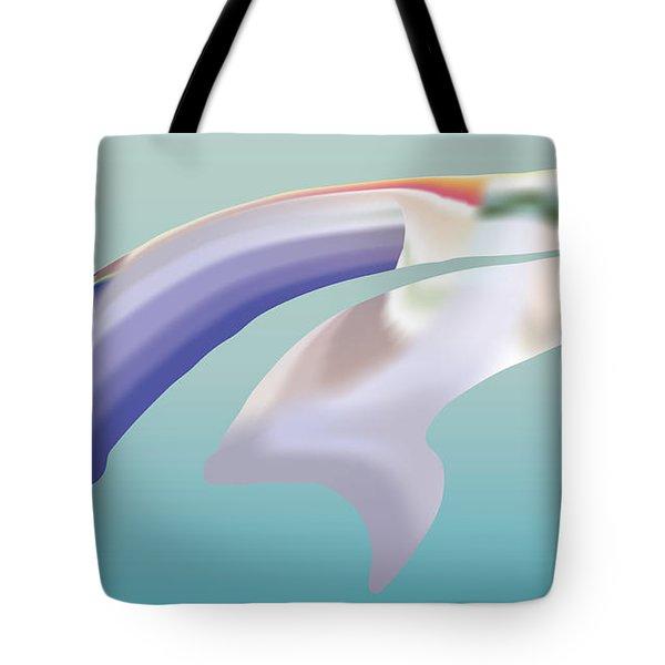 Guppyscape Tote Bag