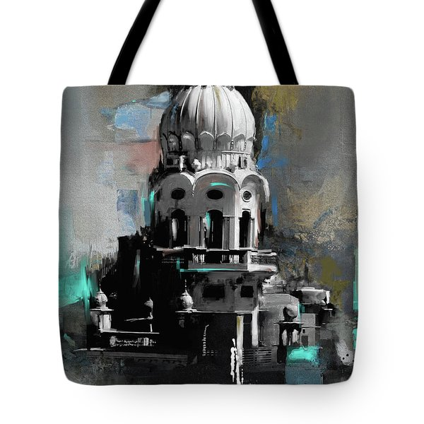 Gurdwara 190 II Tote Bag