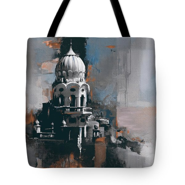 Gurdwara 190 IIi Tote Bag