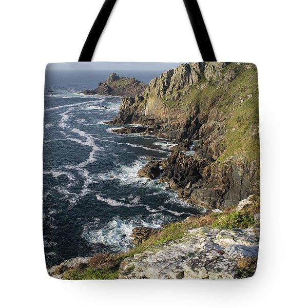 Gurnards Head In Cornwall Tote Bag