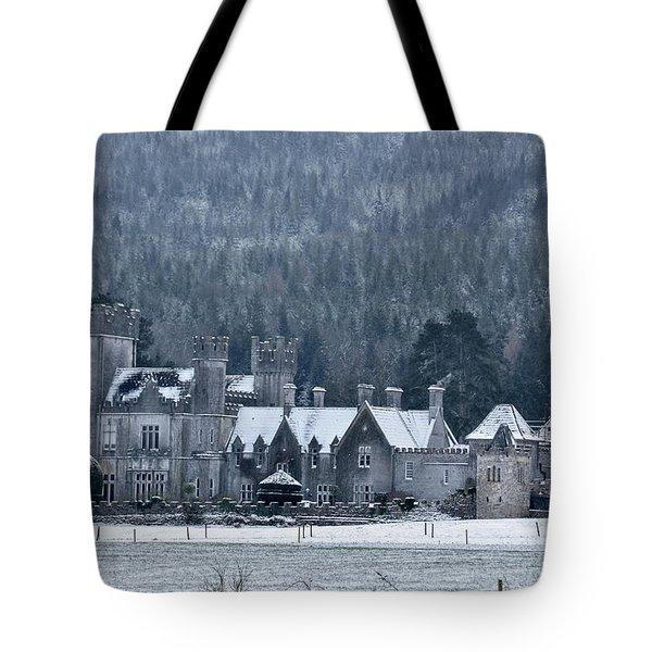 Gurteen Castle Tote Bag