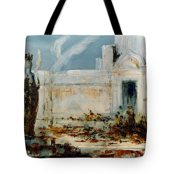 Gustave Moreau: Helene Tote Bag by Granger