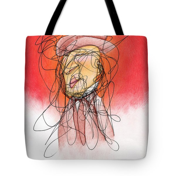 Gusts, Dust, The Sun... Tote Bag