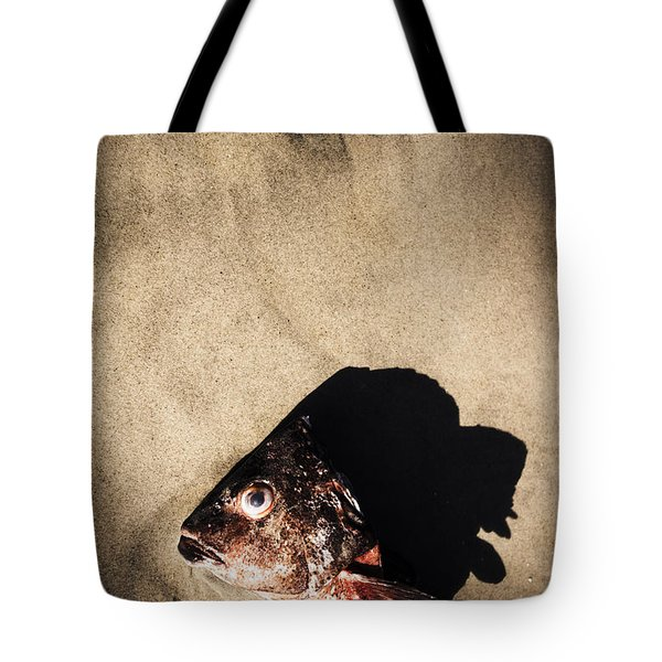 Gutted Tote Bag