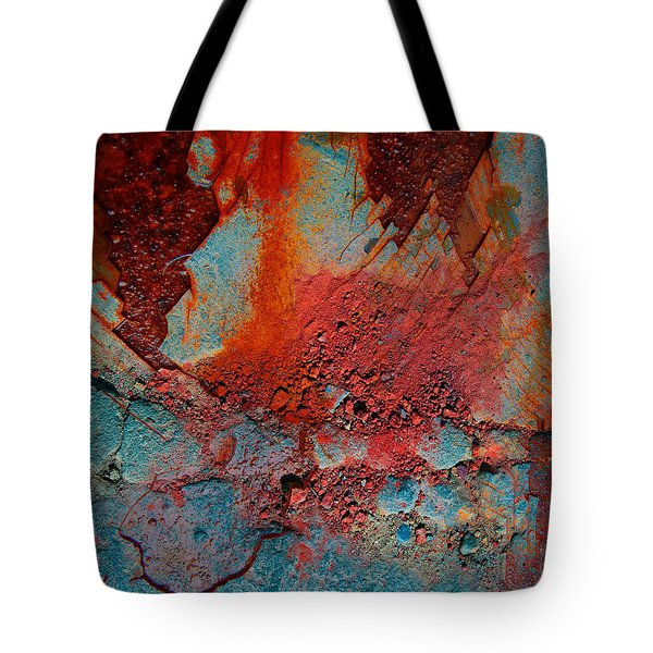 Gutters That Speak  Tote Bag