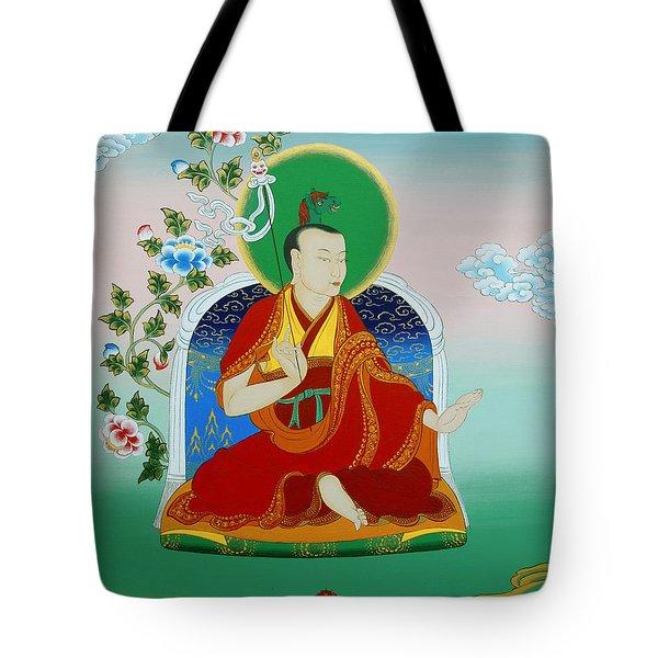 Gyalwa Choyang Tote Bag