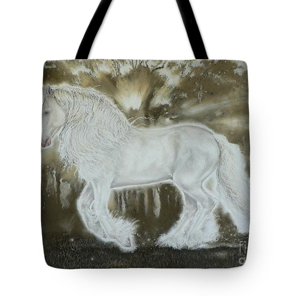 Gypsy Dreams Tote Bag by Louise Green