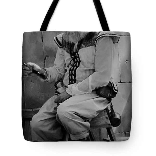 Gypsy Elder Tote Bag