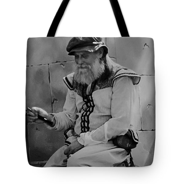 Gypsy Elder Tote Bag