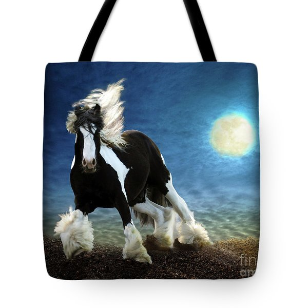 Gypsy Moon Tote Bag
