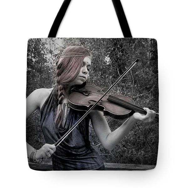 Gypsy Player II Tote Bag