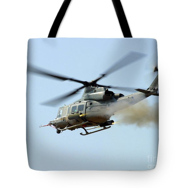 H-1 Upgrades Test Pilot, Launches Tote Bag by Stocktrek Images