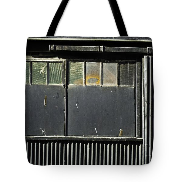 Tote Bag featuring the photograph H3 Geometry by Adrian Pym
