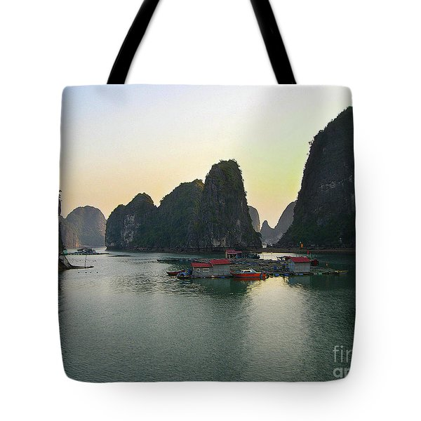 Ha Long Bay Tote Bag