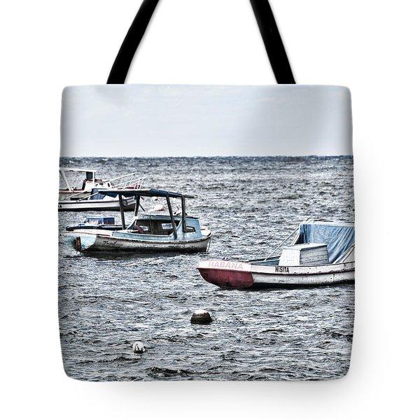 Habana Ocean Ride Tote Bag