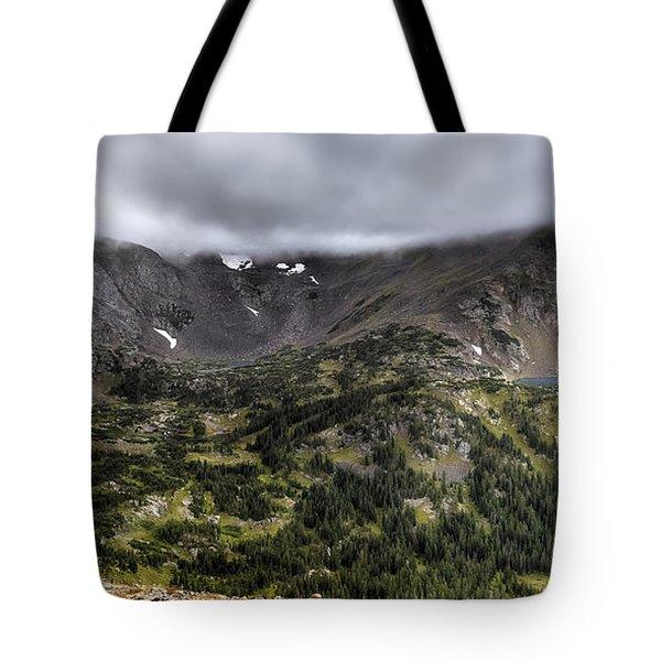 Habitable  Tote Bag