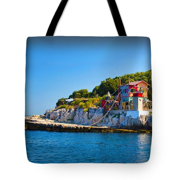 Habitat Tote Bag by Graham Hawcroft pixsellpix
