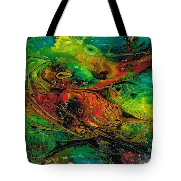 Habitat Paradigm Tote Bag