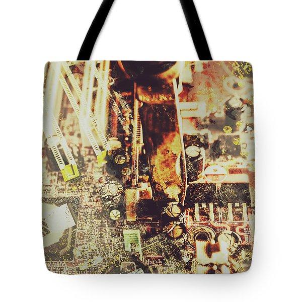 Hack Attack Tote Bag