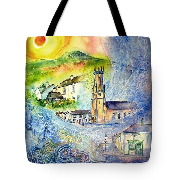 Hacketstown- Aide Memoire  Tote Bag