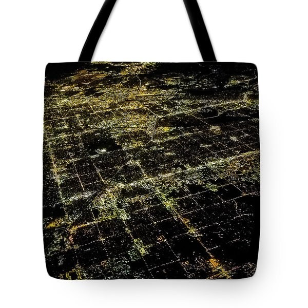 Tote Bag featuring the photograph Hacking The Mainframe by Jonny D