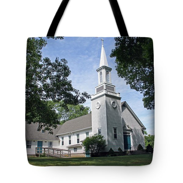 Haddam Neck Covenant Church Tote Bag