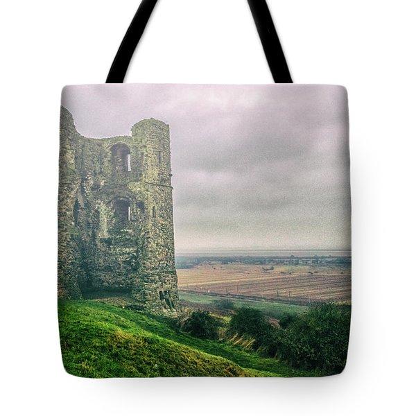 Hadleigh Castle Tote Bag