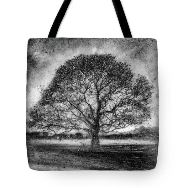 Hagley Tree 2 Tote Bag