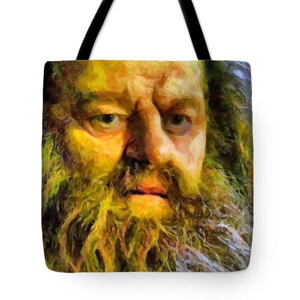 Hagrid Tote Bag