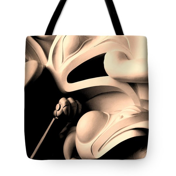 Haida Two Tote Bag