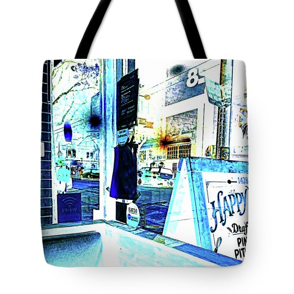 Haight Street San Francisco From 1428 Tote Bag