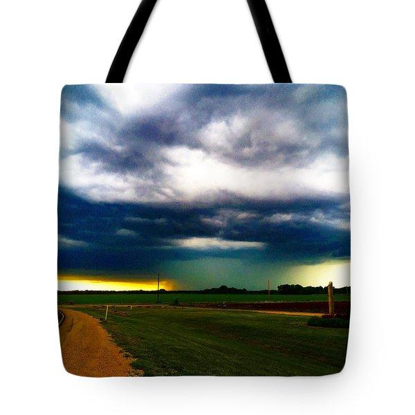 Hail Core Illuminated Tote Bag