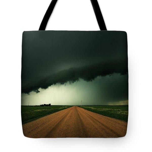 Hail Shaft Tote Bag