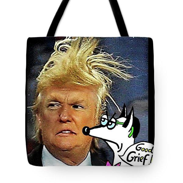 Hail  Emperor Trump...   Tote Bag