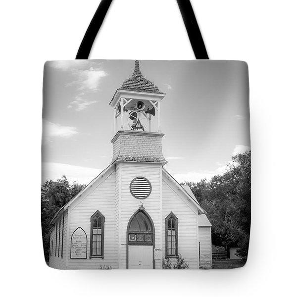Hailey Church Tote Bag