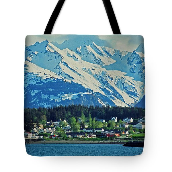 Haines - Alaska Tote Bag